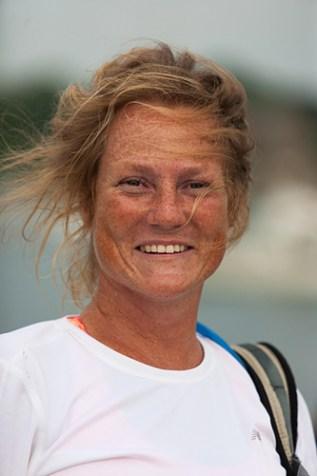 action sailing close up proffessional face shot RI Clagett June 2013-1