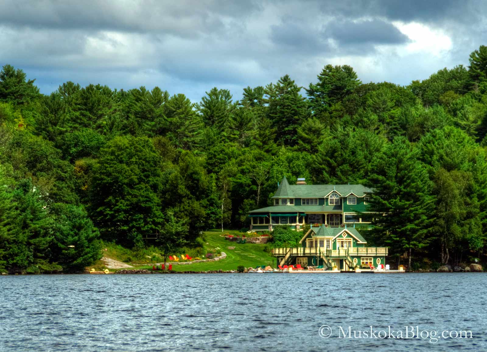 Image result for picture of muskoka canada