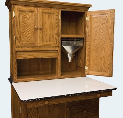 Kitchen Cabinets Ideas Antique Hoosier Cabinet