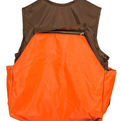 Complete Outdoor Kitchen Kits Hanging Lights In A Hunting Vest For Small Game Hunters, Shooter Pads, Bag
