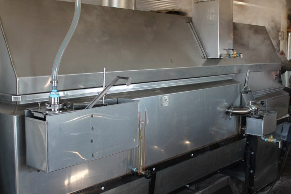 Wood Fired Maple Syrup Cooker  Maple Syrup  Food Processing Equipment  Kitchen  Food Prep