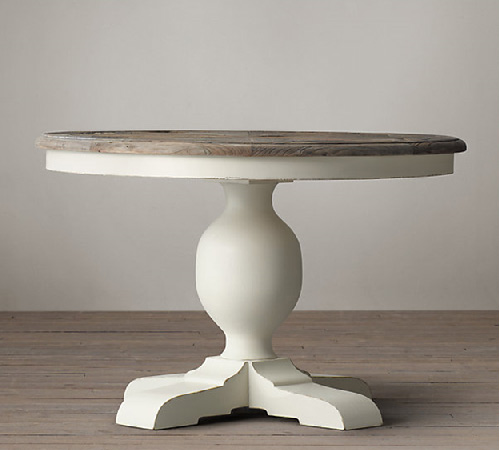 Accent Tables, Dana European Parquet Table