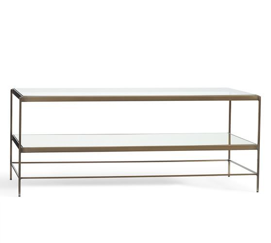 Accent Tables, Mercer Coffee Table