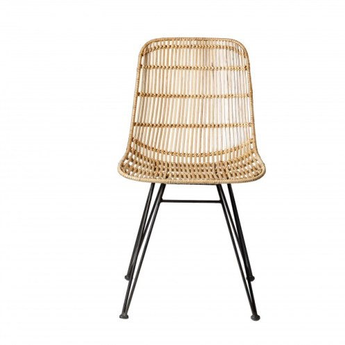 Accent Chairs, Ross Braided Rattan Chair