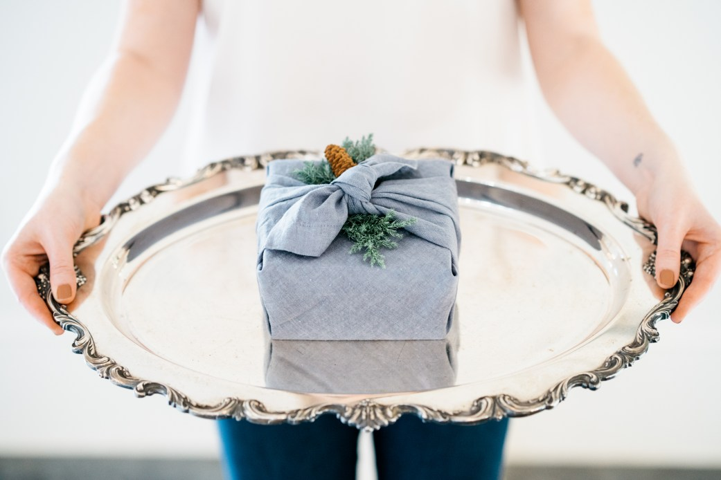Details + Accessories, Malverne Antique Silver Tray