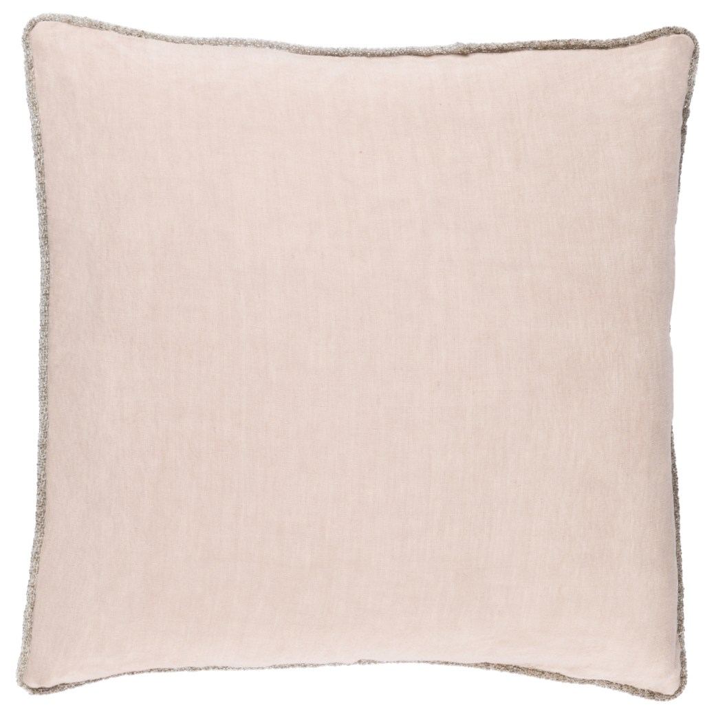 Pillows + Throws + Rugs, Blush Madeline Pillow