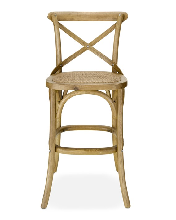 Accent Chairs, Eden X-back Counter Stool