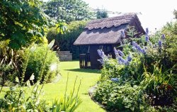 Garden and Playhouse