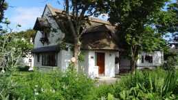 Outside Garden Cottage
