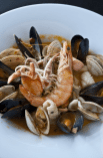 Excellent seafood restaurants