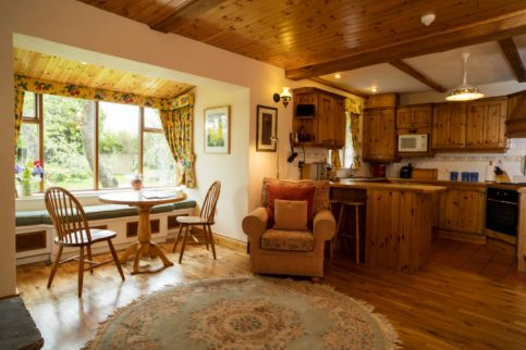 Garden Cottage Cucina Open Space