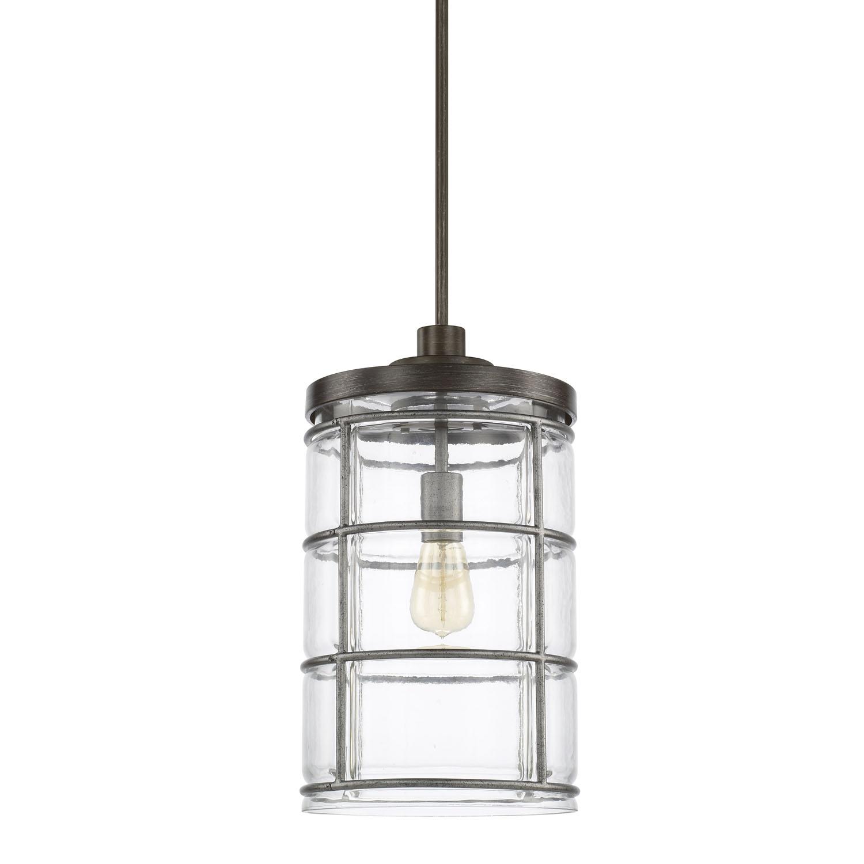 glass pendant lights cottage style
