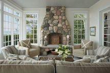 Lake Michigan Cottage - Style Decorating