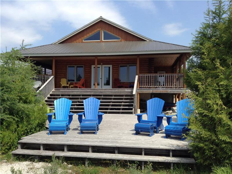 Windfall Cottage  Tobermory Cottage Rental  GL12109  CottagesInCanada
