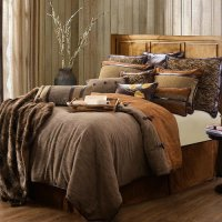 High End Accents Cabin Bedding