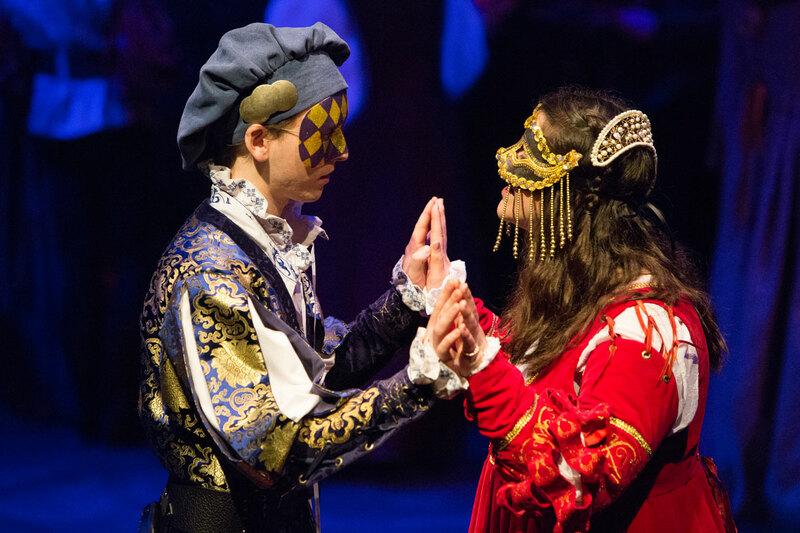 Sampson Servant Capulet