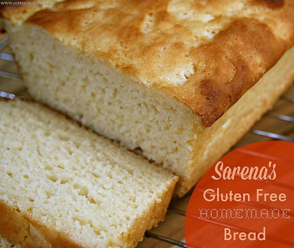 Homemade dairy free and gluten free bread recipe the best homemade dairy free and gluten free bread recipe fandeluxe Choice Image