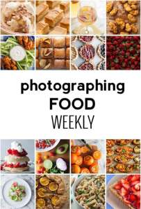 Food Photography Weekly With Taylor Mathis