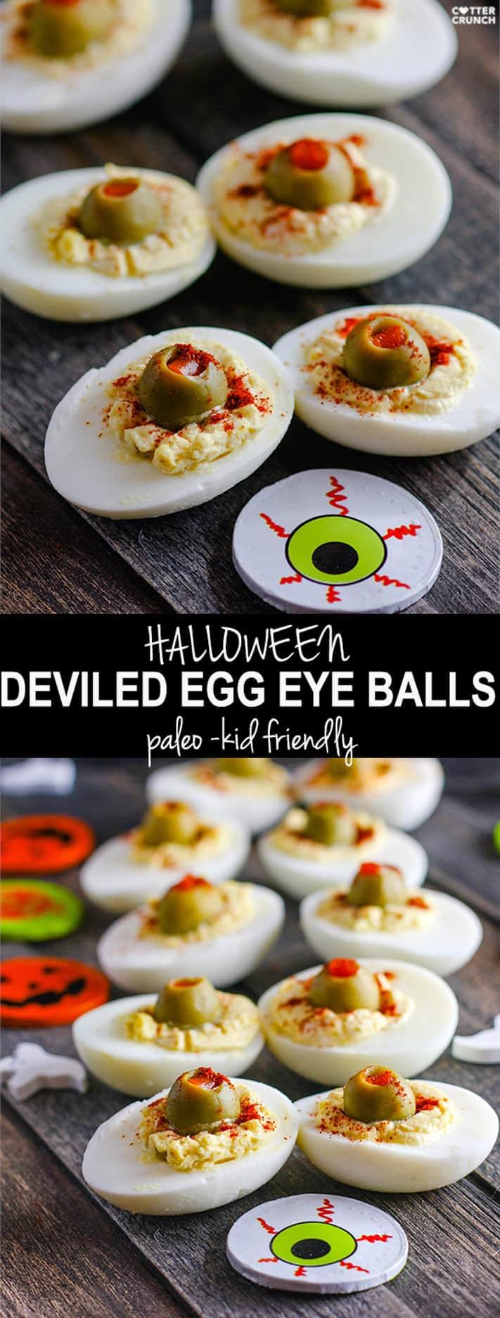 Halloween Kid Foods To Make