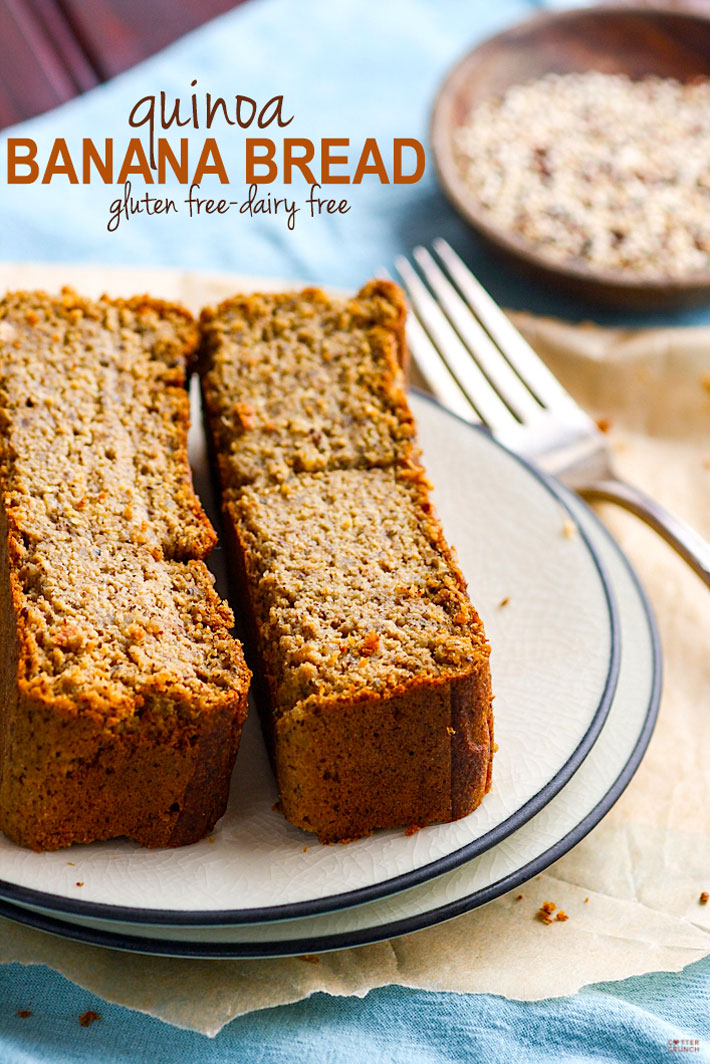 How To Make Quinoa Bread