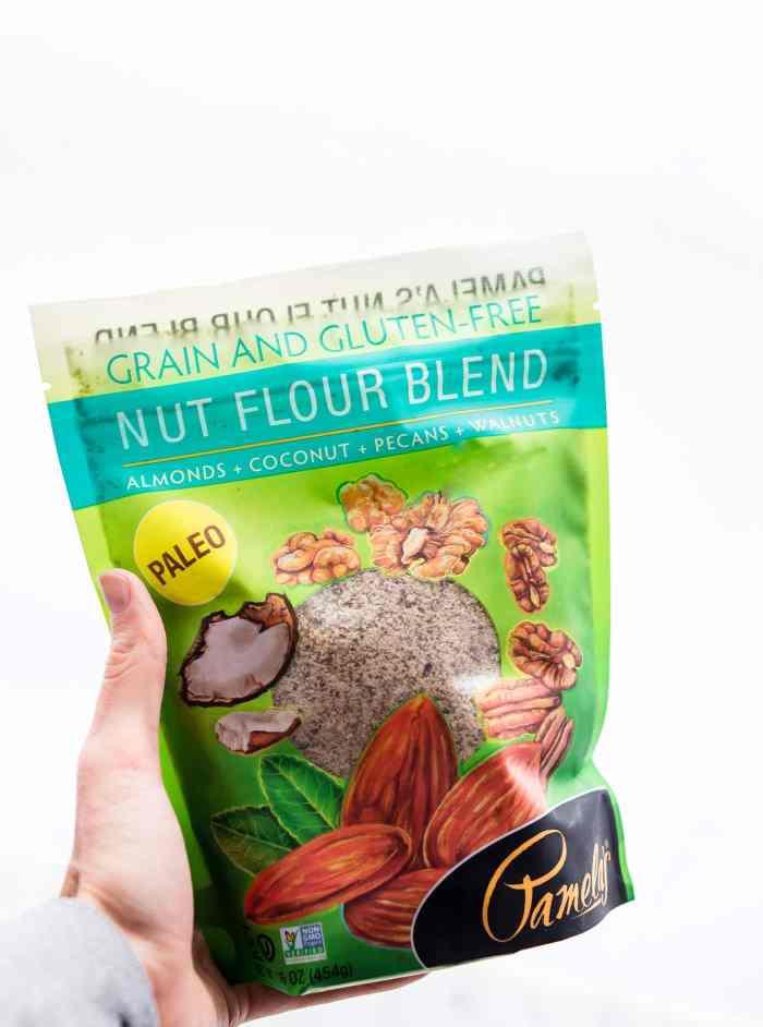 Pamela's grain and gluten-free nut flour blend