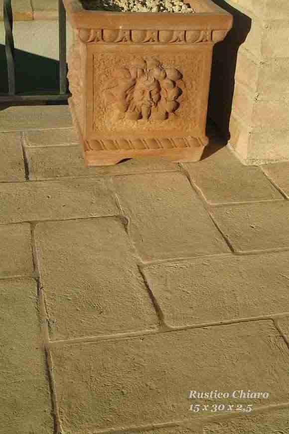 Pavimenti in cotto fatto a mano  Produttore pavimenti