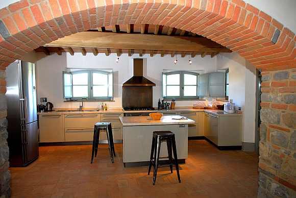 Pavimento in cotto cucina  Pavimenti cucina  Pavimentazione cucina rustico