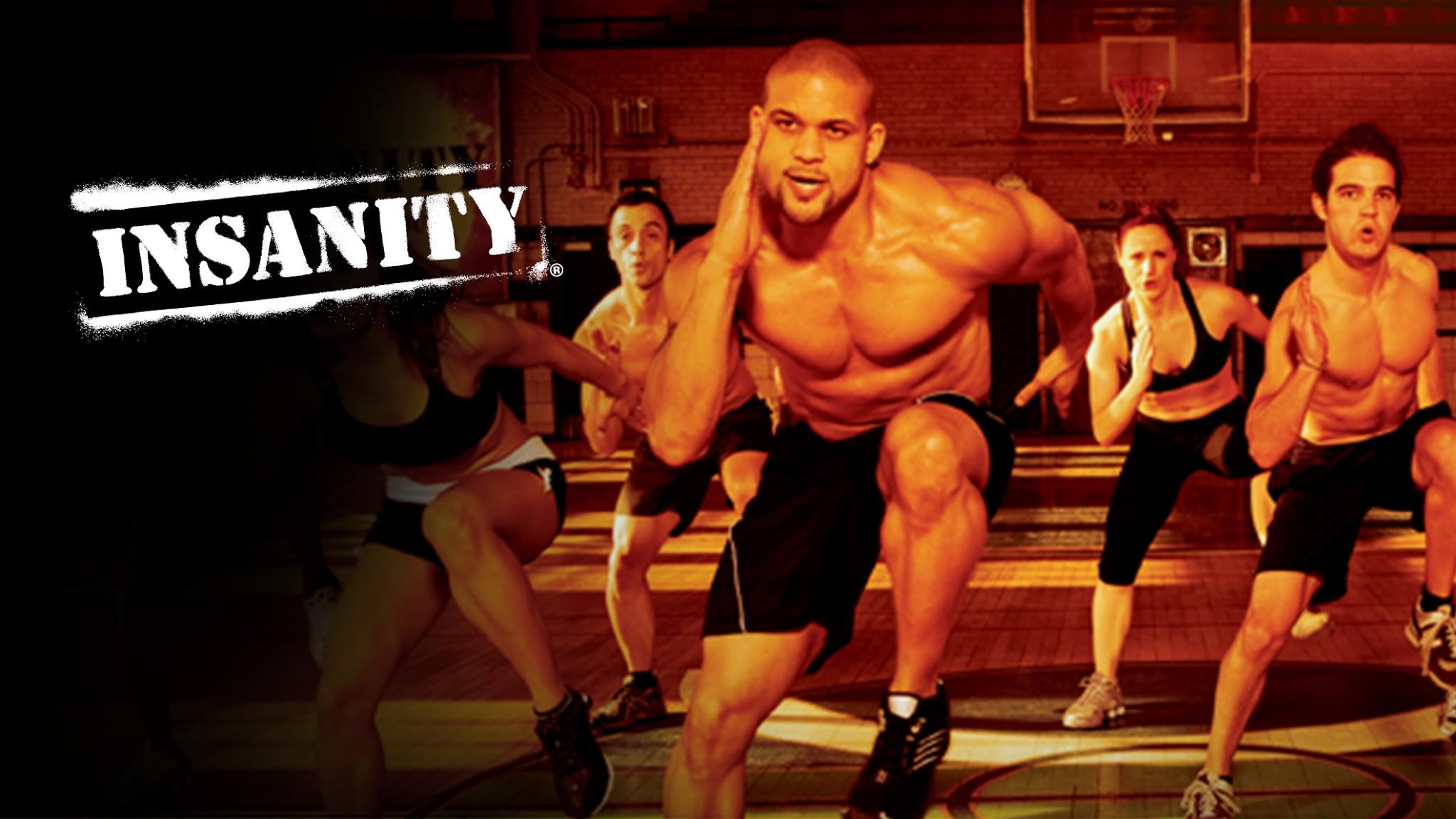 insanity programme sport