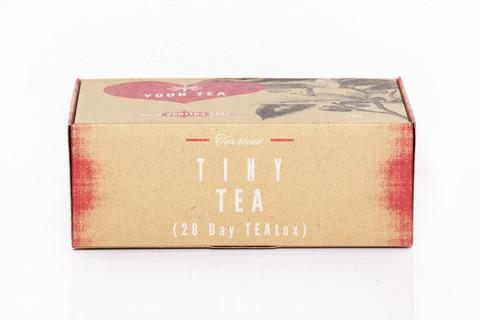 Le thé Tiny Thea de Your  Tea