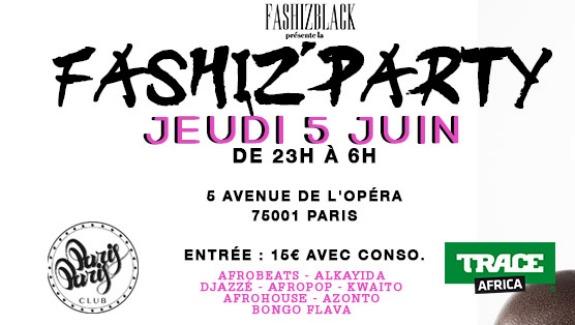 Première Fashiz'Party le 5 juin dernier. Photo de Trace TV