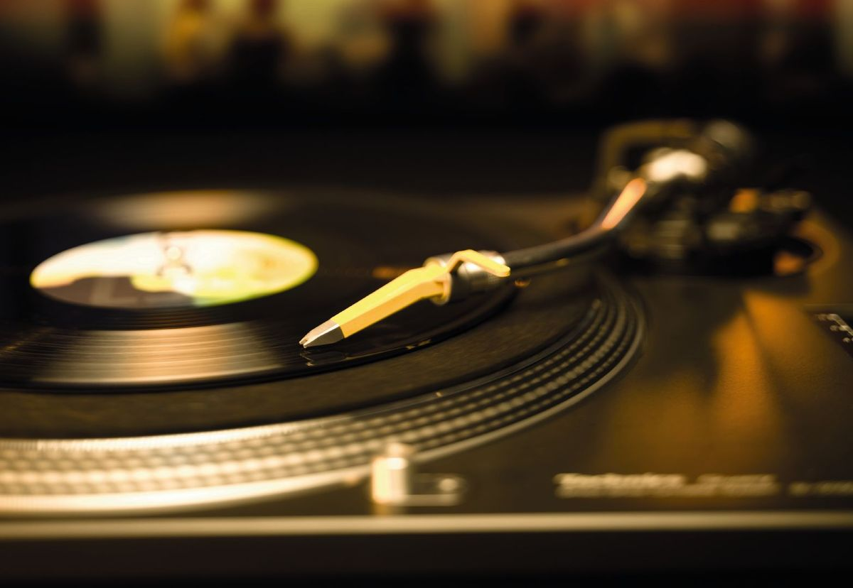 La musique et moi une énième histoire d'amour. Photo prise ici
