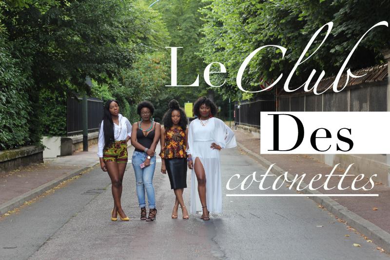 Le Club des Cotonettes : 4 filles, 1 blog