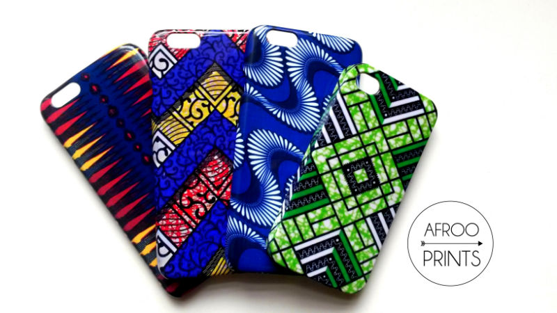 Coques Afrooprints
