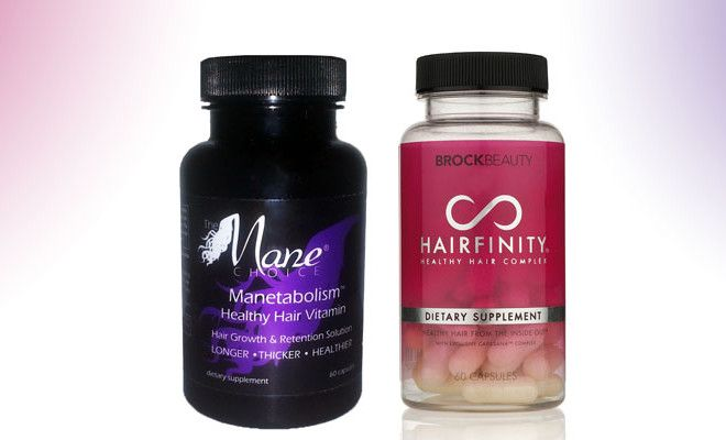 manematabloism hairfinity compléments alimentaires the mane choice