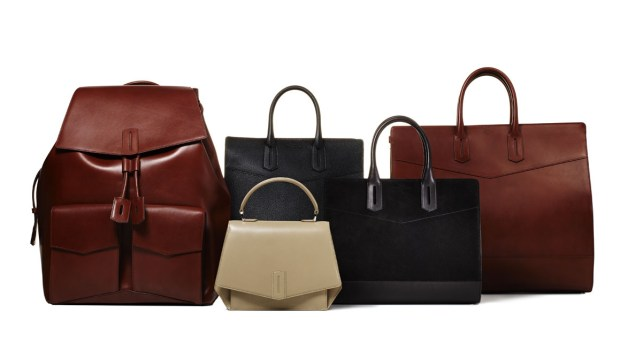 première collection de sacs Byredo