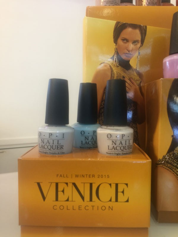 Mes 3 favoris de la collection Venice disponibles au Before Beauty Bar