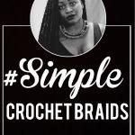 Coiffure - Crochet Braids Classique