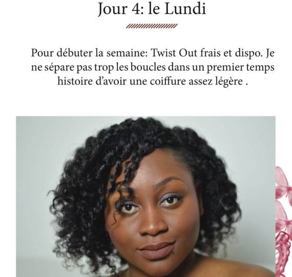 my hairs week ebook guide cheveux crépu