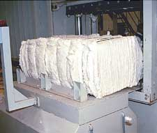 ginning cotton