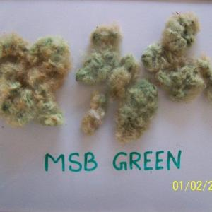 msb green cotton