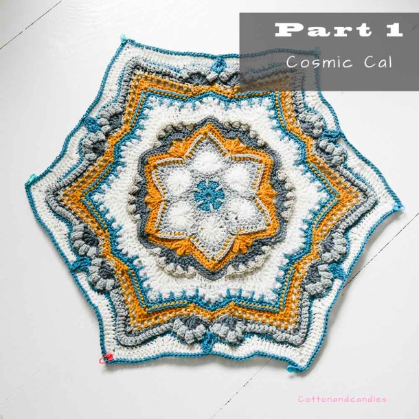 Cosmic Cal part 1 finishedBlog, Cottonandcandles