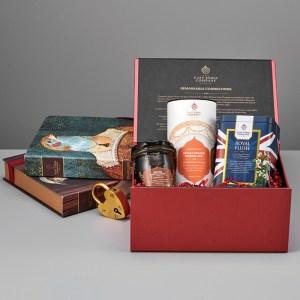Royal Tea Gift Box and Mug