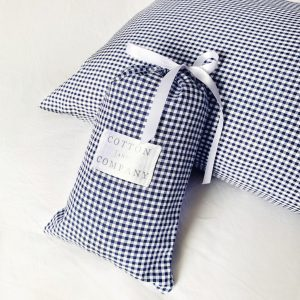 Gingham Fitted Sheets