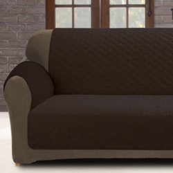 sure fit logan sofa slipcover bamboo arm table slipcovers chair covers surefit cottonbox coffee cover protectors by
