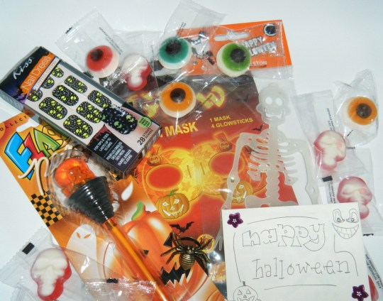 Halloween Blog Swap