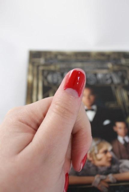 1920s manicure