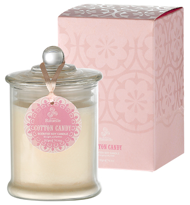 urban rituelle cotton candy candle