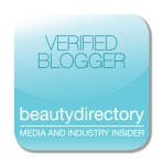 Beauty Directory varified blogger