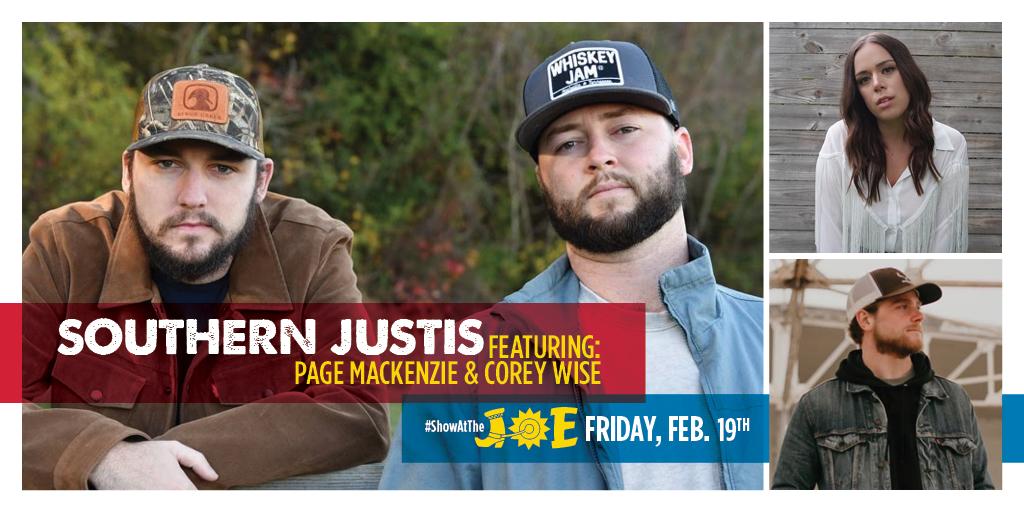 Southern Justis- Canceled