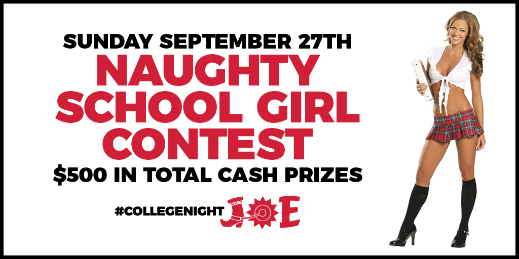 Naughty School Girl Contest